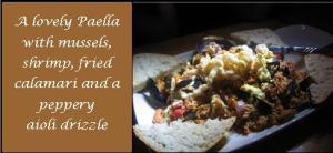 Denver Food Blog, Paella Dinner at Lola